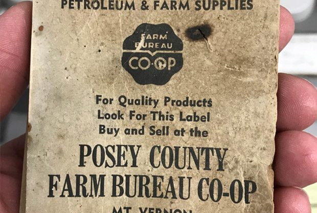 Posey County Co-Op